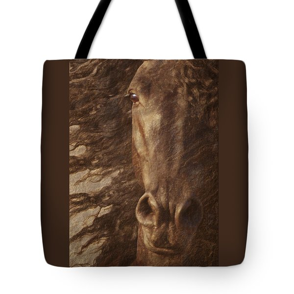Friesian Spirit Tote Bag