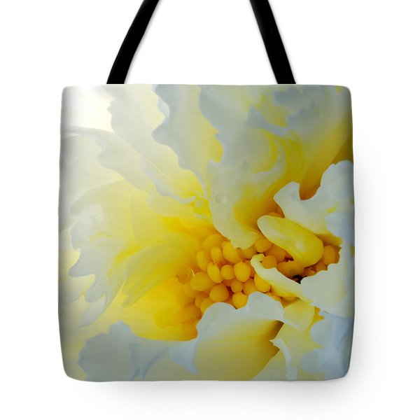 Frilling Tote Bag by Wendy Wilton
