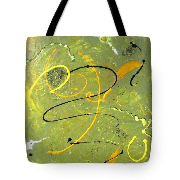 Frivolity Tote Bag