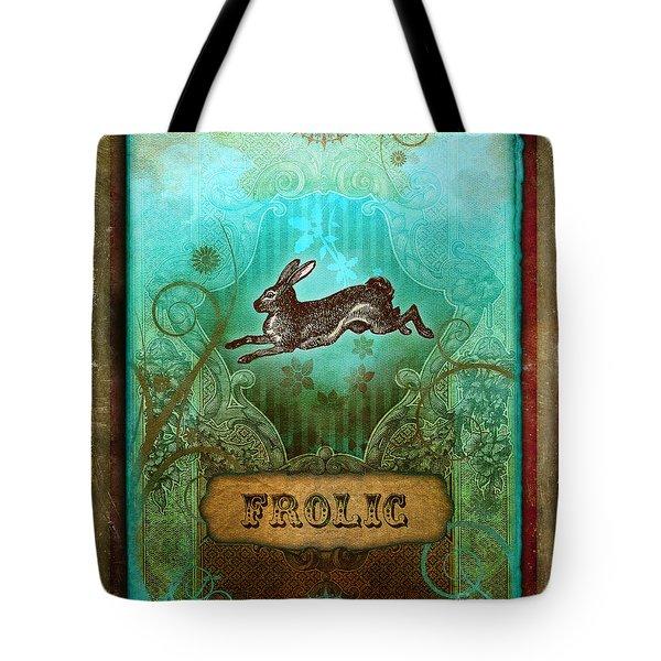 Frolic Tote Bag by Aimee Stewart
