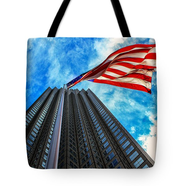 From A Different Perspective II Tote Bag by Rene Triay Photography