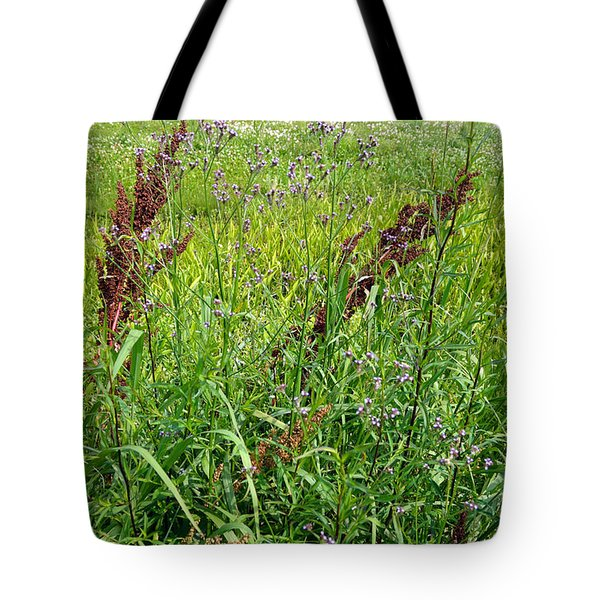 From A Soldier's Perspective 1 Tote Bag by Alys Caviness-Gober