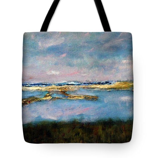 From Coast Guard Beach To Nauset Beach Tote Bag