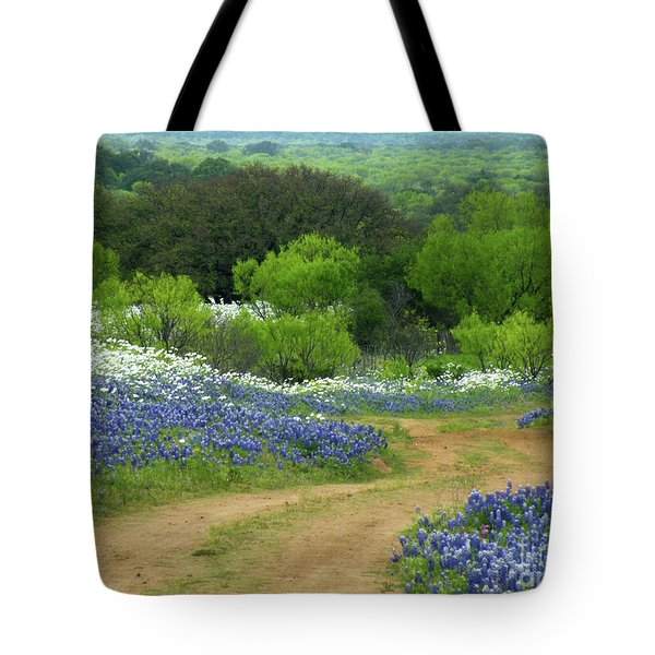 From Here To There Tote Bag by Joe Jake Pratt