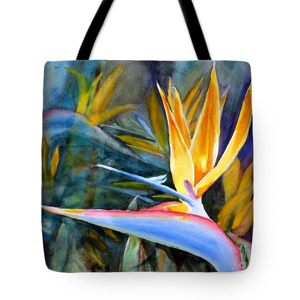 From Paradise Tote Bag by Mohamed Hirji