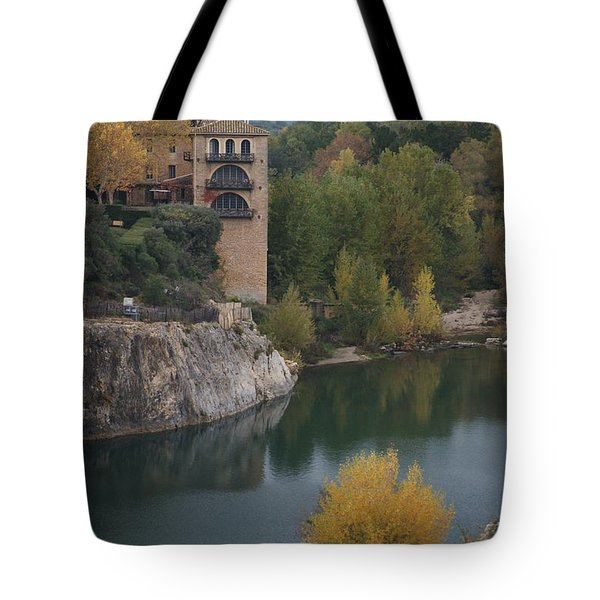 From Pont Du Gard Tote Bag