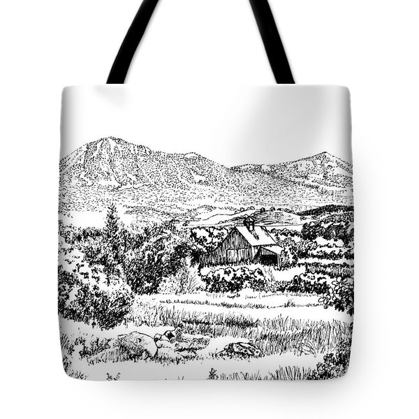 From Simpler Times Tote Bag