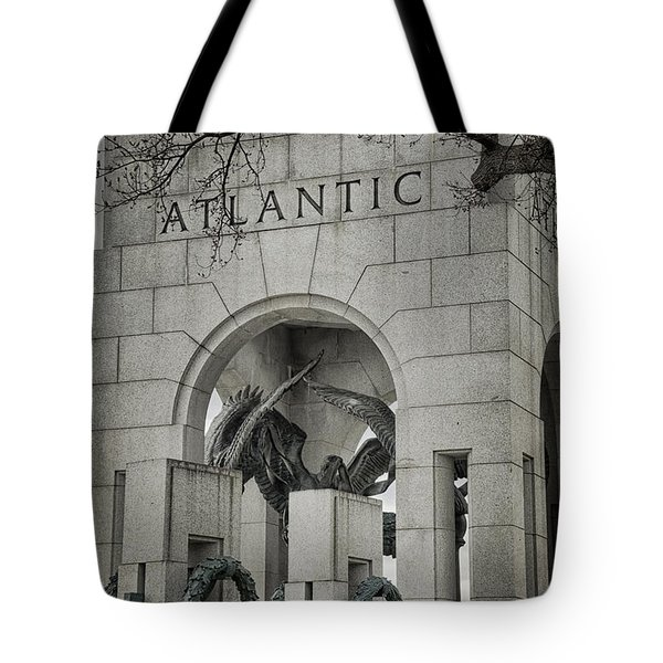 From The Atlantic Tote Bag