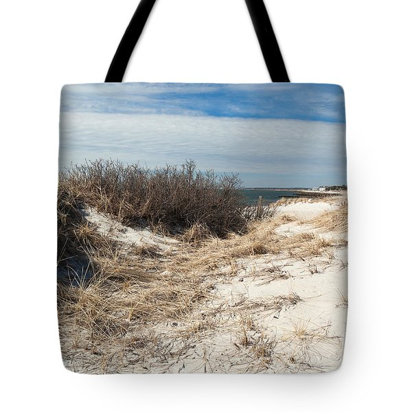 From The Dunes Tote Bag