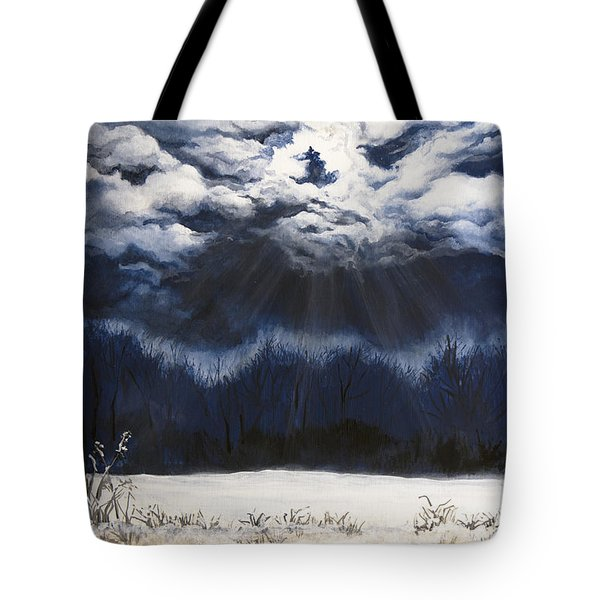 From The Midnight Sky Tote Bag