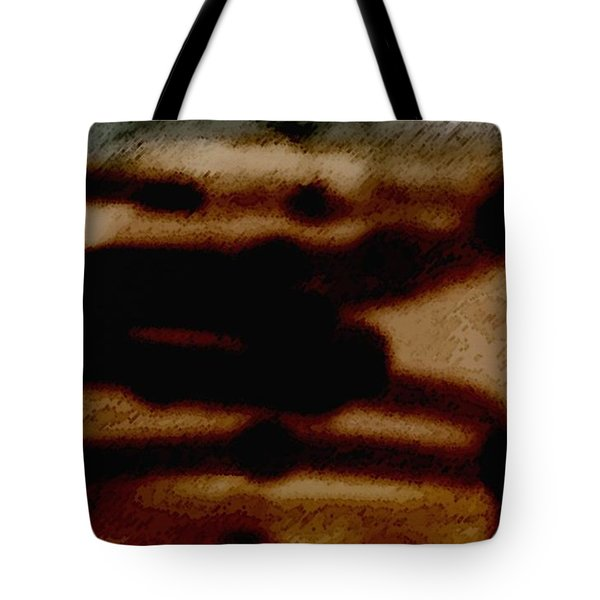 From The Mountains To The Prairies Tote Bag by Lenore Senior