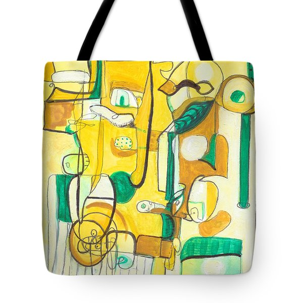 From Within 10 Tote Bag by Stephen Lucas