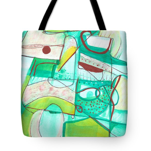 From Within #15 Tote Bag by Stephen Lucas