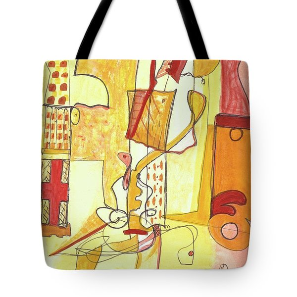 From Within 3 Tote Bag