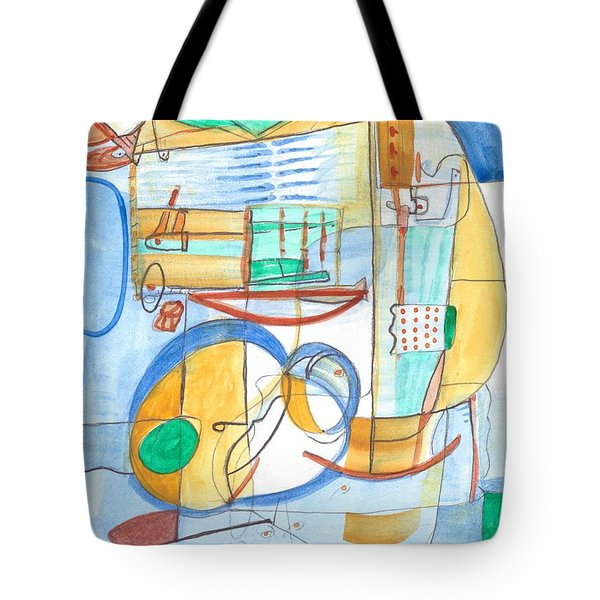 From Within 6 Tote Bag