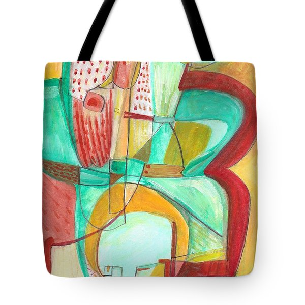 From Within 8 Tote Bag