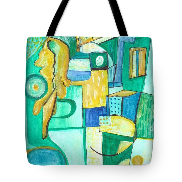 From Within 9 Tote Bag