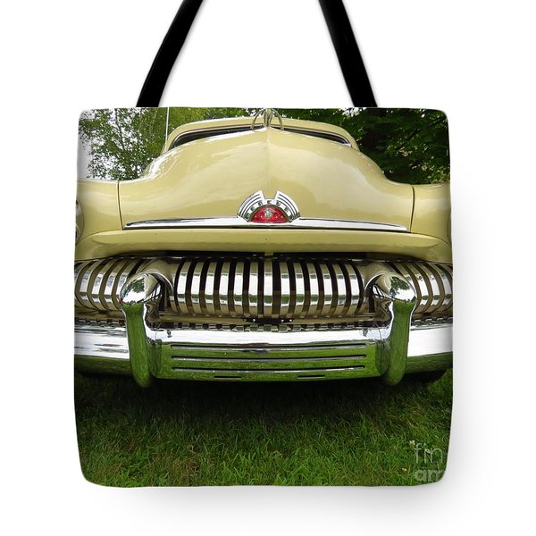 Front End Tote Bag