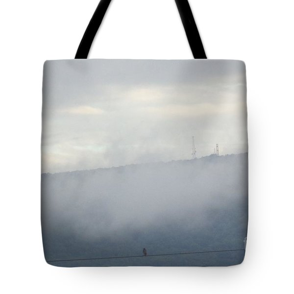 Front-row Seat Tote Bag by Christina Verdgeline