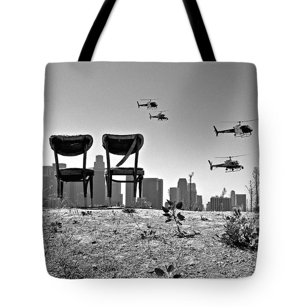 Front Row Seats Tote Bag