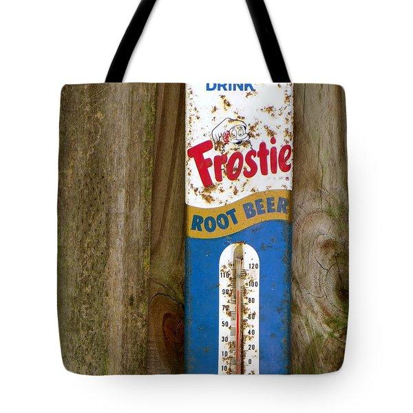 Frostie Root Beer  Tote Bag