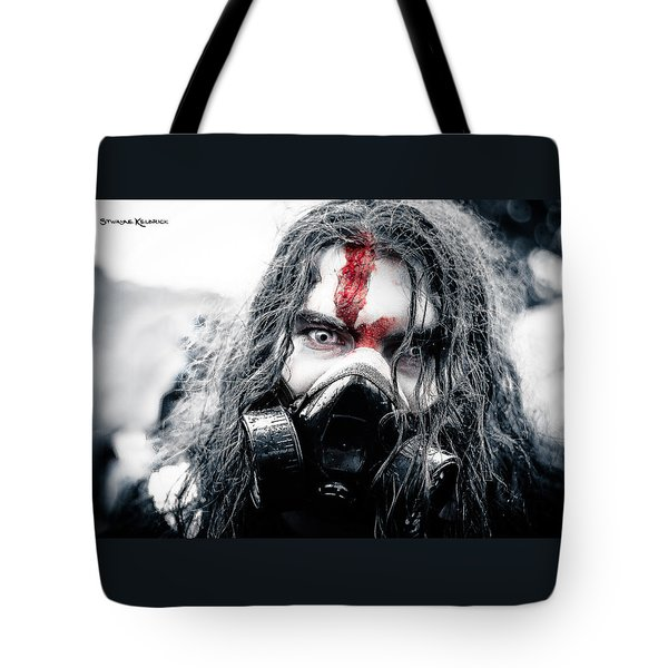 Frozen Blood Tote Bag