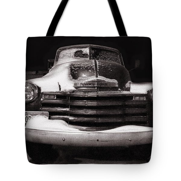 Frozen In Time Tote Bag by Ken Smith