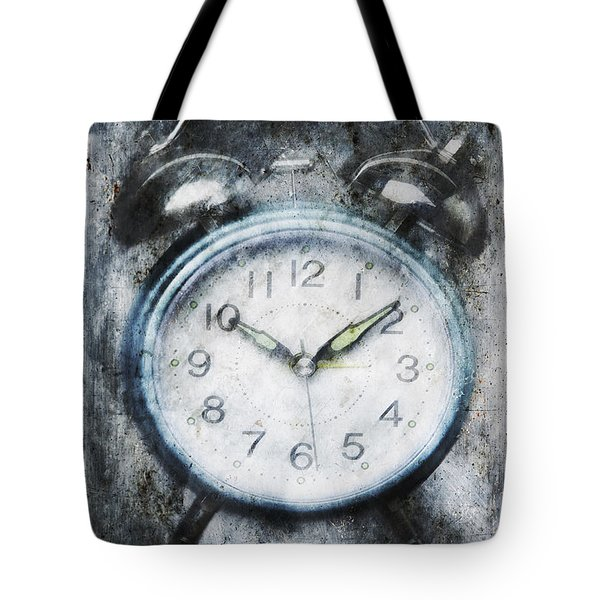 Frozen In Time Tote Bag by Skip Nall