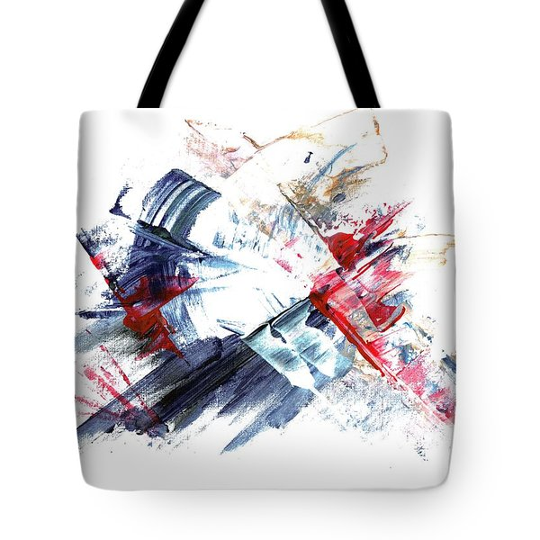 Frozen In Time / Space Tote Bag