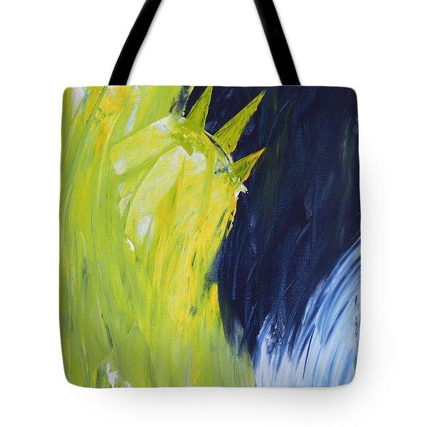 Frozen Liberty Tote Bag
