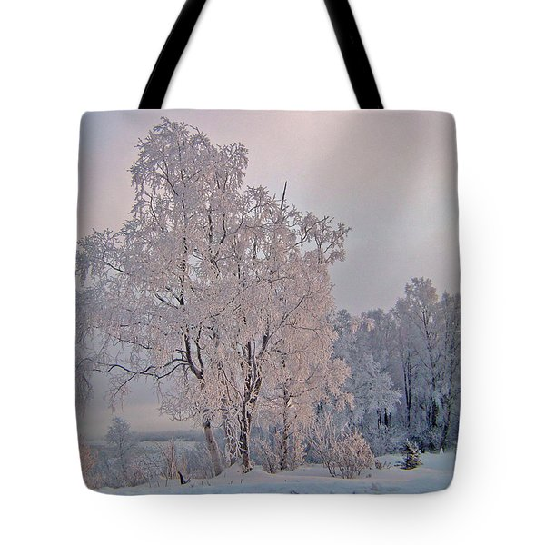 Tote Bag featuring the photograph Frozen Moment by Jeremy Rhoades