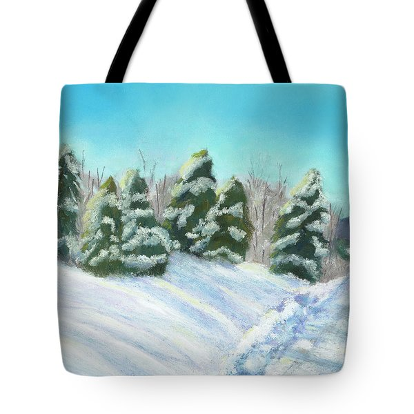 Frozen Sunshine Tote Bag