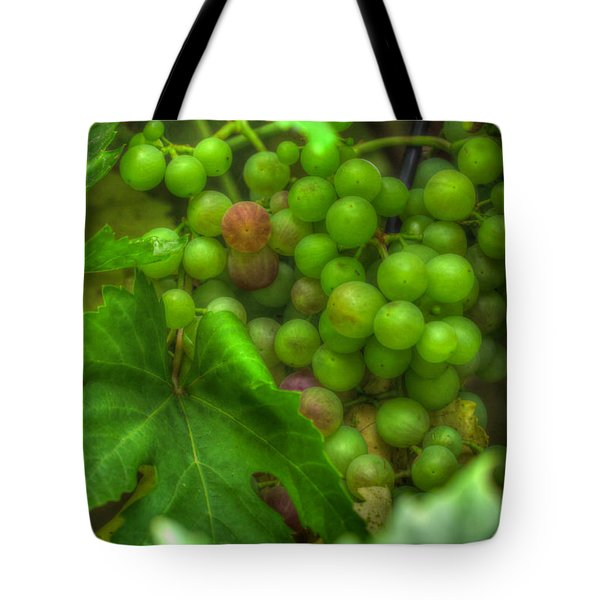 Fruit Bearing Tote Bag by Heidi Smith