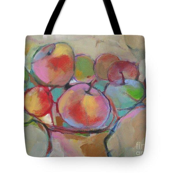 Fruit Bowl #5 Tote Bag