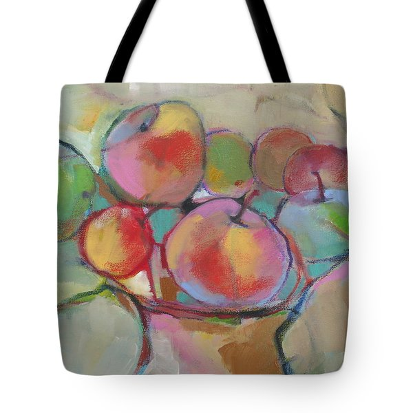 Fruit Bowl #5 Tote Bag