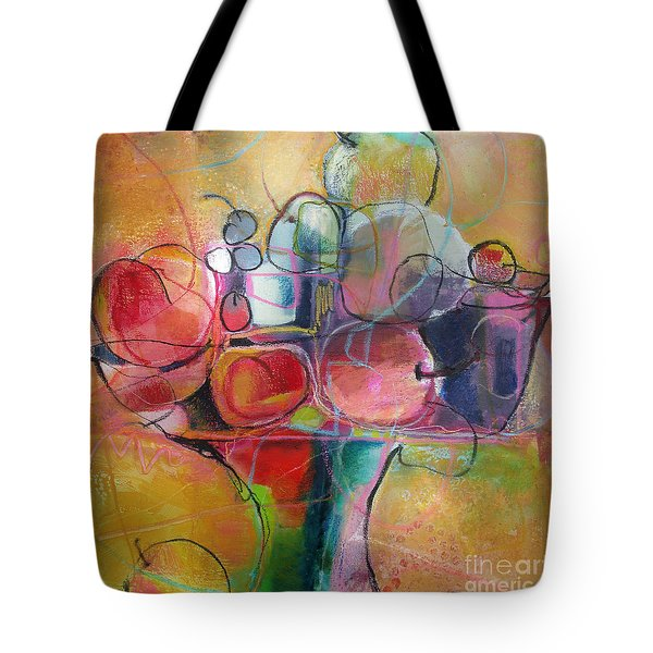 Fruit Bowl No.1 Tote Bag