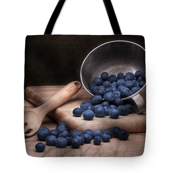 Fruit Cup Still Life Tote Bag by Tom Mc Nemar