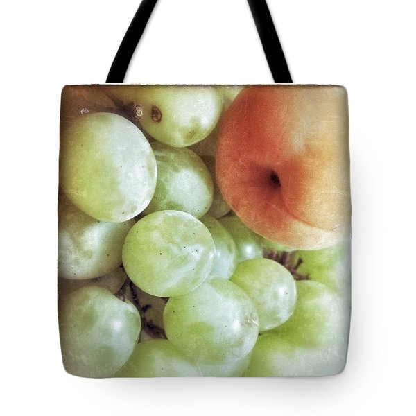 Fruit Tote Bag by Judi FitzPatrick