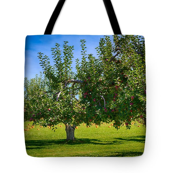 Fruits And Vegetables Tote Bag
