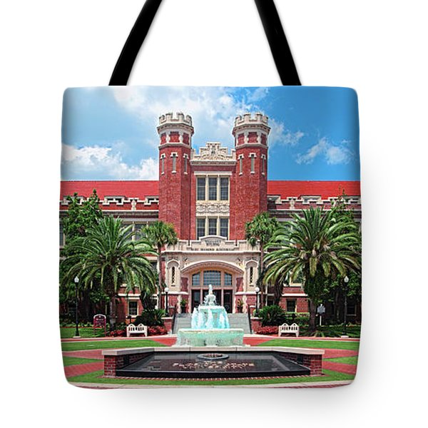 Fsu Westcott Building Tote Bag