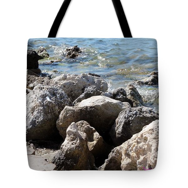 Ft. Pierce Inlet Tote Bag