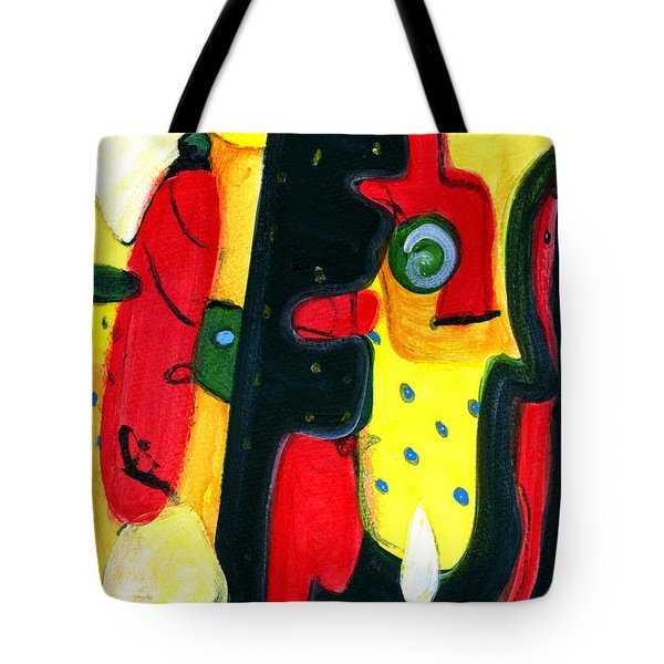Fuego Tote Bag