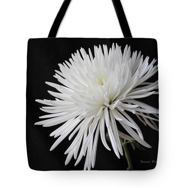 Fuji Mum Tote Bag by Bonnie Willis