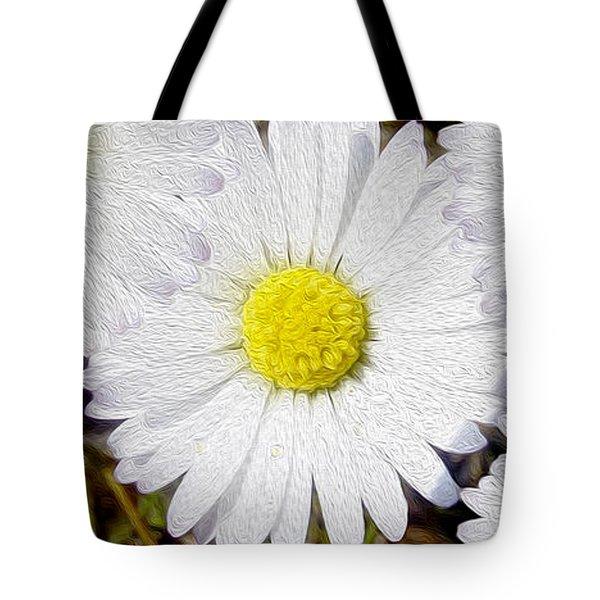 Full Bloom Tote Bag by Jon Neidert