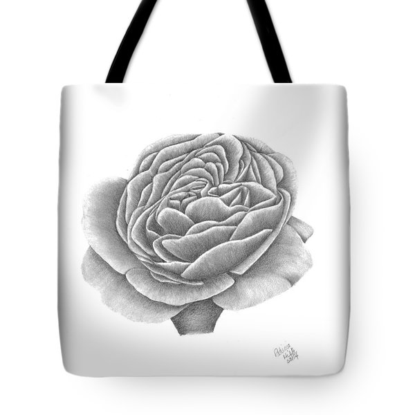 Full Bloom Tote Bag by Patricia Hiltz