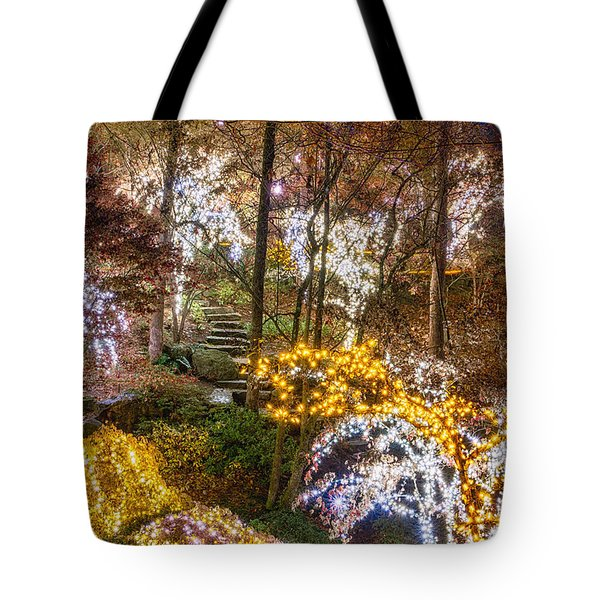 Golden Valley - Full Height Tote Bag
