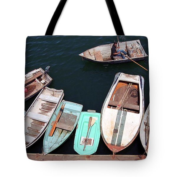 Full Dock Tote Bag