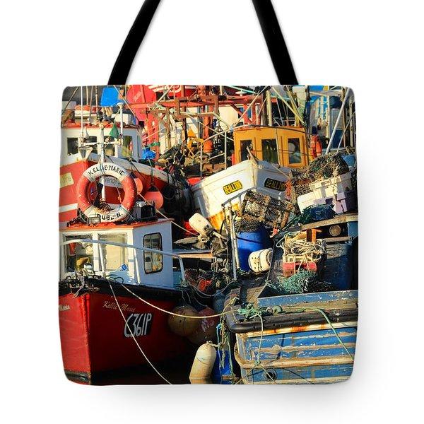 Full Harbour Tote Bag