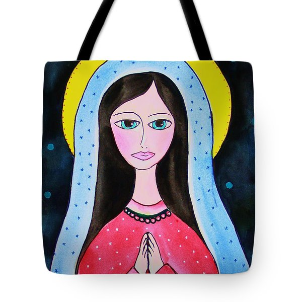 Full Of Grace Tote Bag