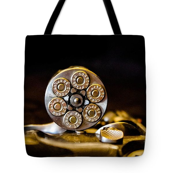 Tote Bag featuring the photograph Fully Loaded by Deniece Platt